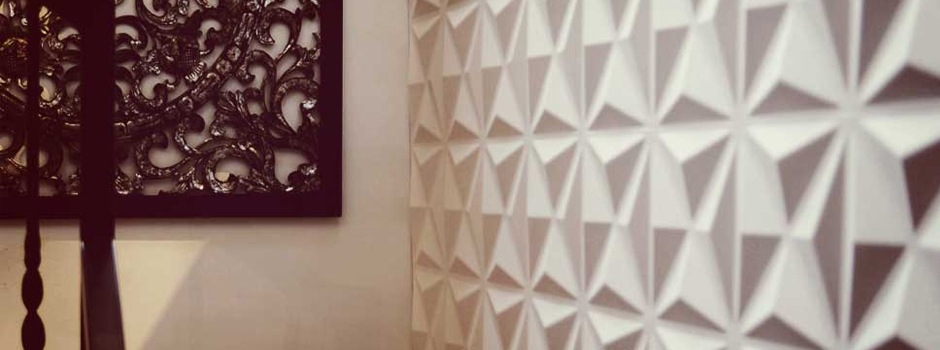 everybody can be an interior designer with 3d wall panels from wallart
